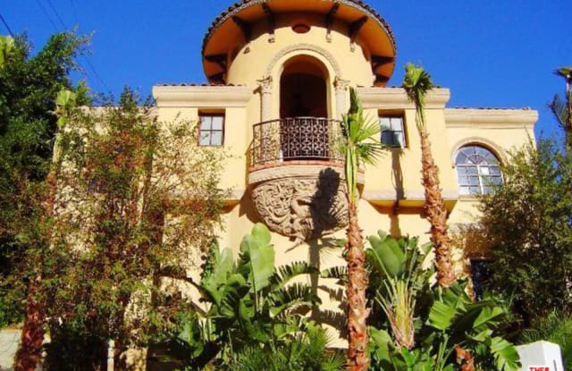 1274 North CLARK Street - 1274 North Clark Street, Los Angeles, CA 90069