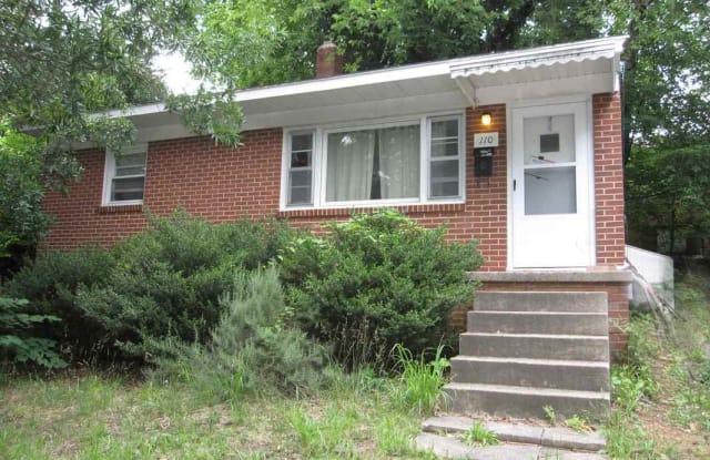 110 Isley Street - 110 Isley Street, Chapel Hill, NC 27514