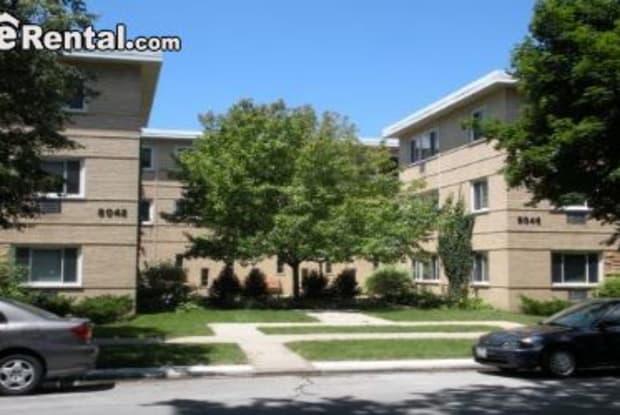 8042 Knox Ave - 8042 Knox Avenue, Skokie, IL 60076