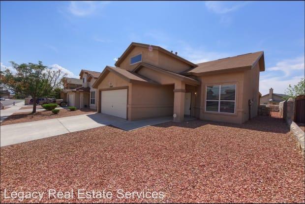 11809 Mesquite Bush - 11809 Mesquite Bush Dr, El Paso, TX 79934