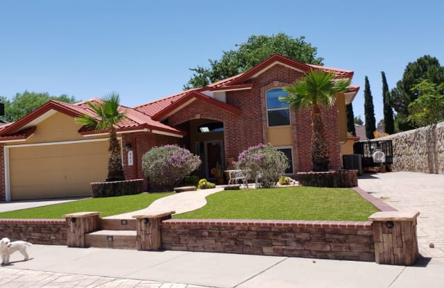 403 Brill Circle - 403 Brill Circle, Horizon City, TX 79928