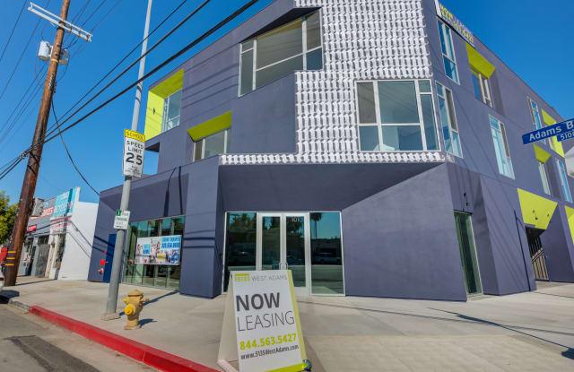 5135 West Adams - 5135 W Adams, Los Angeles, CA 90016