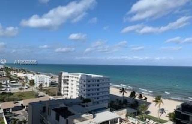 2201 S Ocean Drive - 2201 South Ocean Drive, Hollywood, FL 33019