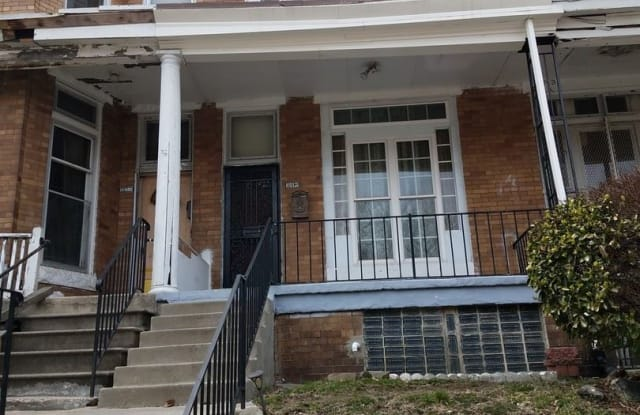 1512 Poplar Grove Street - 1512 Poplar Grove Street, Baltimore, MD 21216