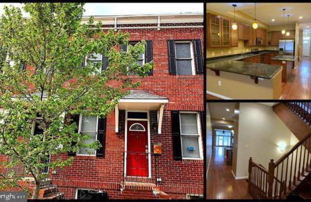 506 N CHESTER STREET - 506 North Chester Street, Baltimore, MD 21205
