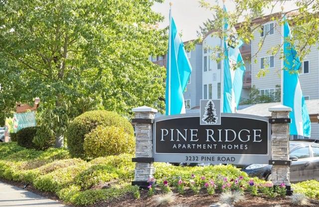Pine Ridge Apartment Homes - 3232 Pine Rd NE, Bremerton, WA 98310
