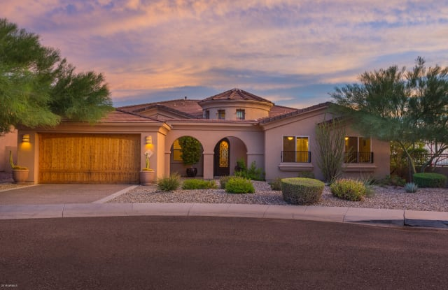 12403 E LUPINE Avenue - 12403 East Lupine Avenue, Scottsdale, AZ 85259