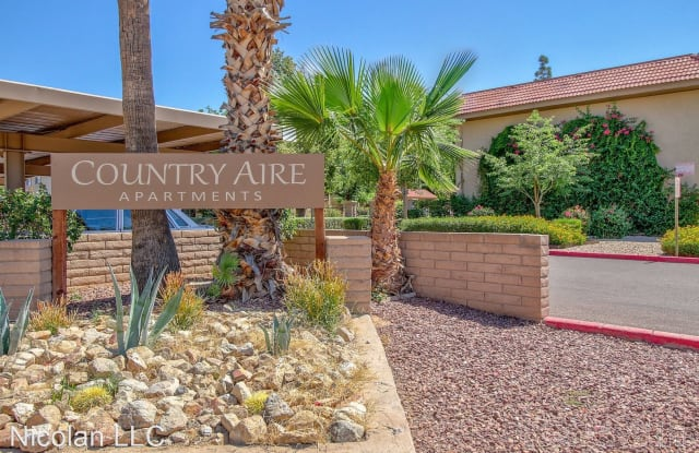 Country Aire - 1701 N Palo Verde Dr, Goodyear, AZ 85338