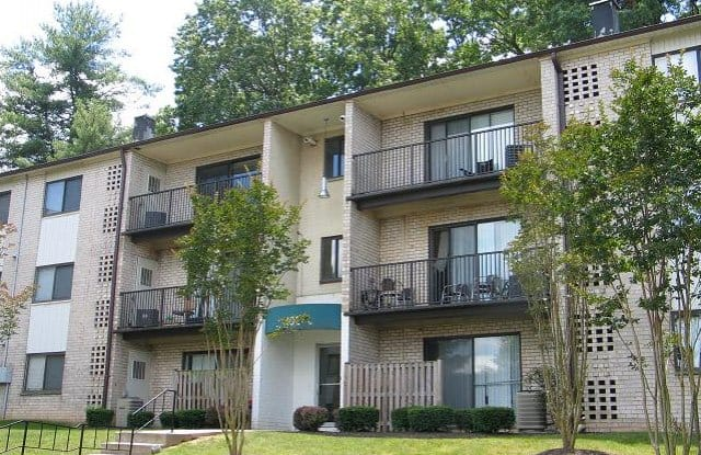 Allyson Gardens - 206 Frost Hill Dr, Owings Mills, MD 21117