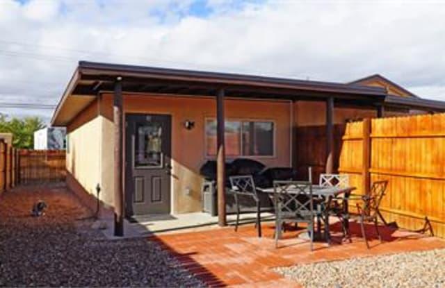 1506 Agua Fria Street - A - 1506 Agua Fria Street, Santa Fe, NM 87505