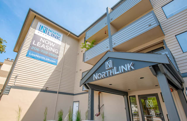 Northlink Apartments - 11222 Greenwood Avenue North, Seattle, WA 98133
