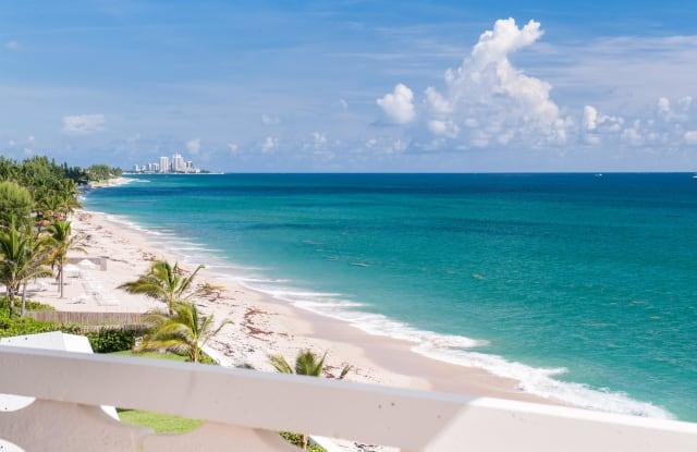 100 Sunrise Avenue - 100 Sunrise Avenue, Palm Beach, FL 33480