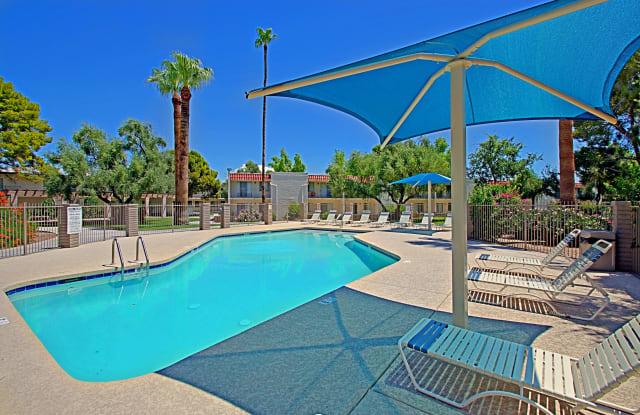 The Vintage - 7440 E Thomas Rd, Scottsdale, AZ 85251