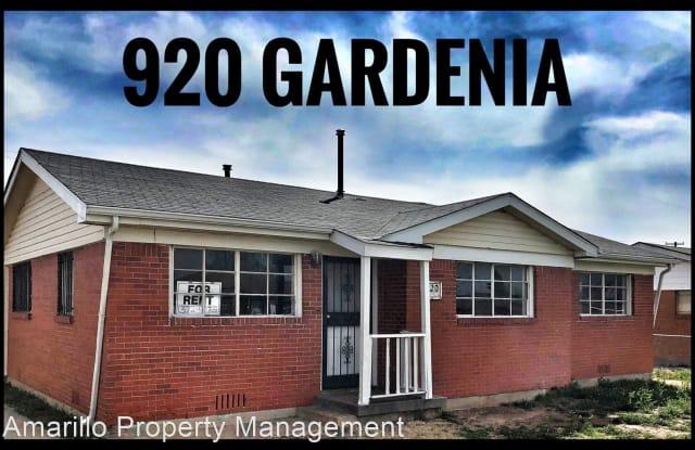 920 Gardenia - 920 Gardenia Street, Amarillo, TX 79107