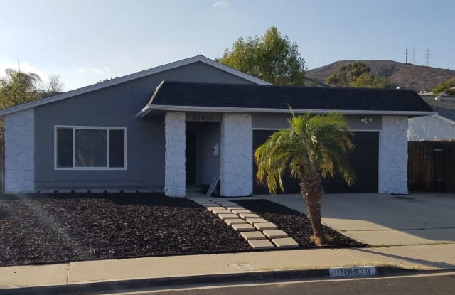10630 Ironwood Ave - 10630 Ironwood Avenue, Santee, CA 92071