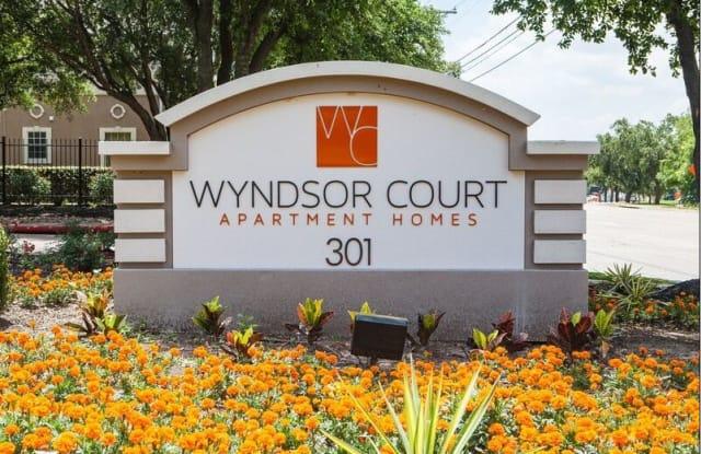 Wyndsor Court - 301 S Jupiter Rd, Allen, TX 75002