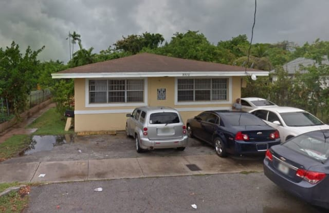 8100 NE 1st Ave. - Unit 1 - 8100 Northeast 1st Avenue, Miami, FL 33138