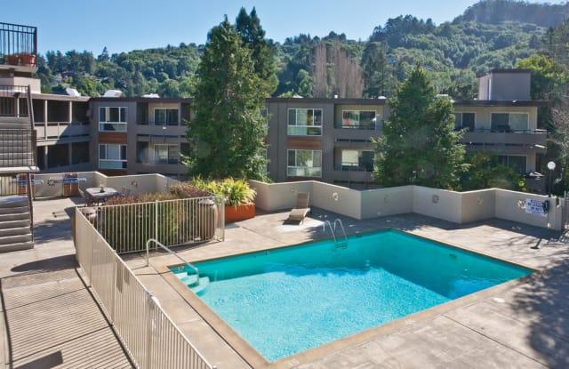 Pineridge - 396 Pine Hill Road, Mill Valley, CA 94941