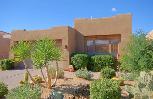 9670 E CHUCKWAGON Lane - 9670 East Chuckwagon Lane, Scottsdale, AZ 85262