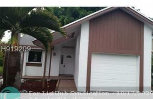 3913 NW 72nd Ln - 3913 Northwest 72nd Lane, Coral Springs, FL 33065