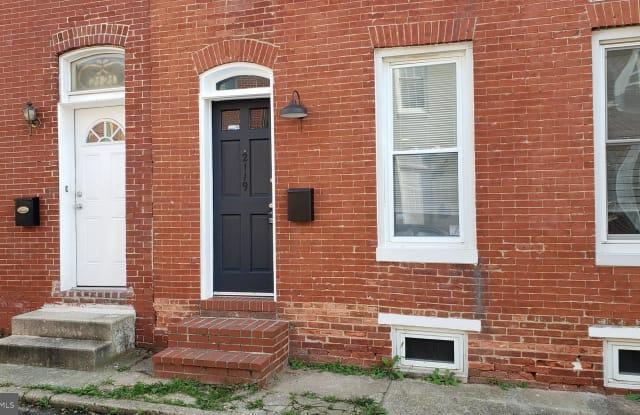 2119 MOYER STREET - 2119 Moyer Street, Baltimore, MD 21231