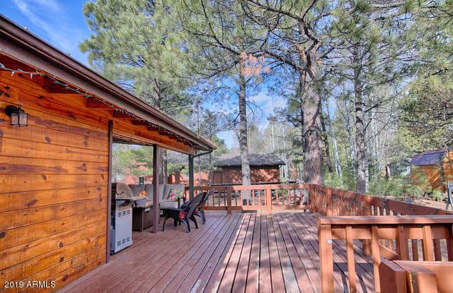 5038 SWEEPING VISTA Drive - 5038 Sweeping Vista Drive, Pinetop Country Club, AZ 85935