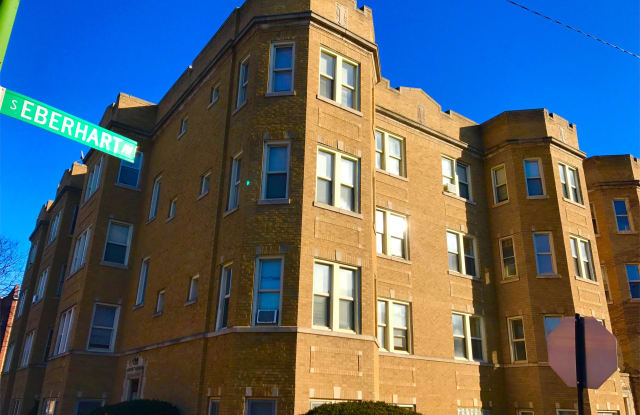 8007 South Eberhart Avenue unit Garden - 8007 S Eberhart Ave, Chicago, IL 60619