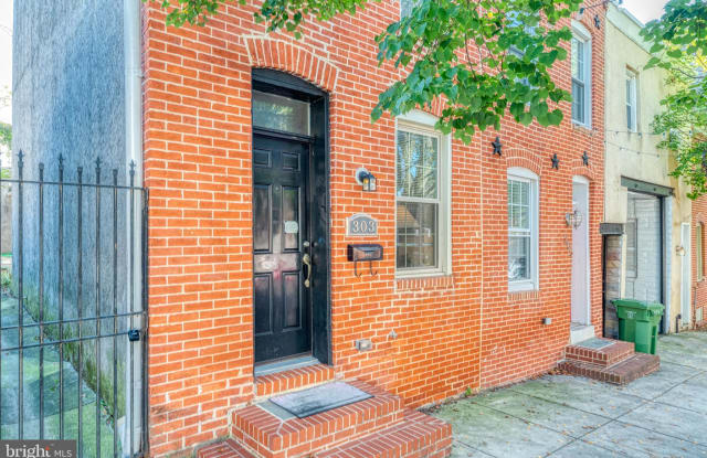 303 S WASHINGTON STREET - 303 South Washington Street, Baltimore, MD 21231