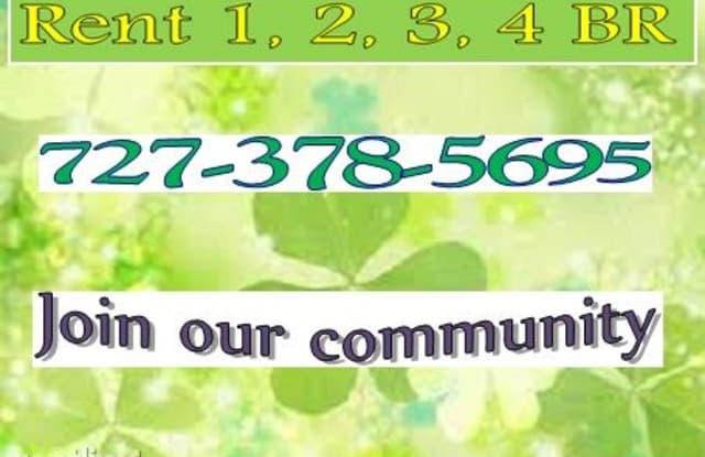 Forest Green Family Community - 14004 Bluegill Lane, Pasco County, FL 34669