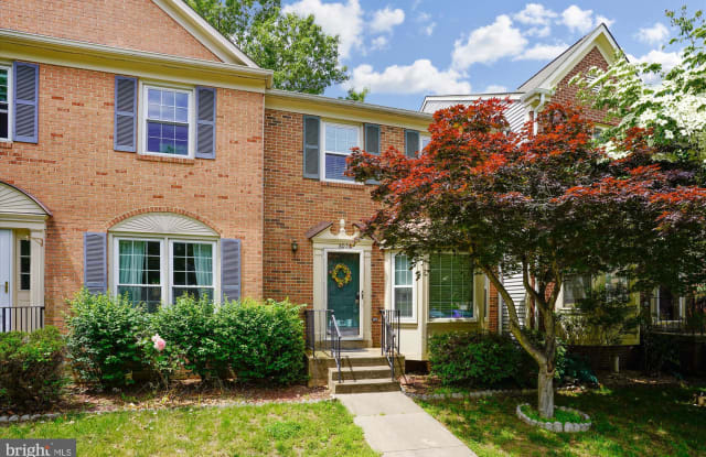 8058 MORNING MEADOW COURT - 8058 Morning Meadow Court, Newington, VA 22315