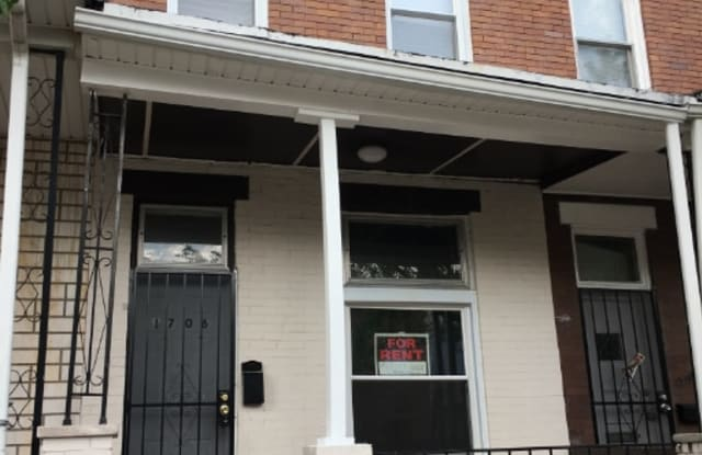 1706 Normal Ave - 1706 Normal Avenue, Baltimore, MD 21213