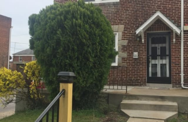 643 Radnor Ave - 643 Radnor Avenue, Baltimore, MD 21212