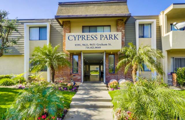 Cypress Park - 9591 Graham St, Cypress, CA 90630