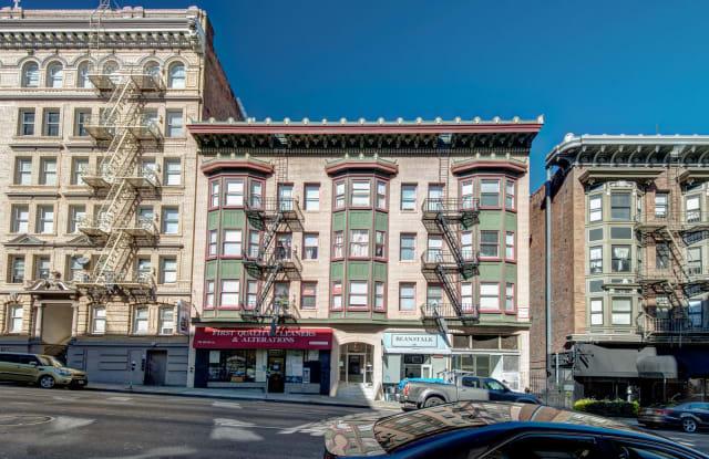 726 Bush Street - 726 Bush Street, San Francisco, CA 94108