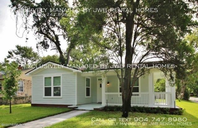 721 RALPH ST - 721 Ralph Street, Jacksonville, FL 32204