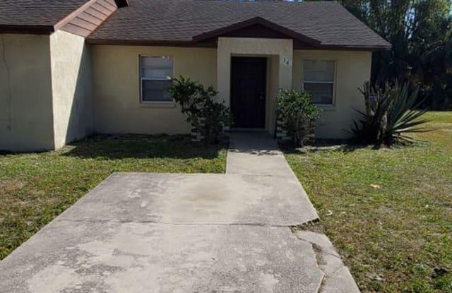 134 Sara Lou Cir - 134 Sara Lou Circle, Cocoa, FL 32922