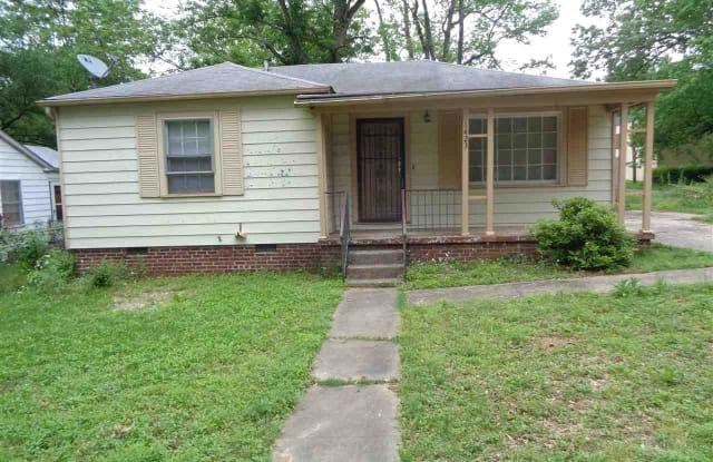 1423 WASHINGTON - 1423 Washington Street, Little Rock, AR 72204
