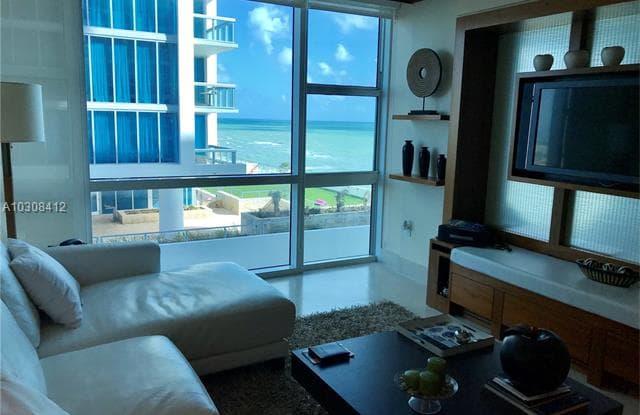 6801 Collins Ave - 6801 Collins Avenue, Miami Beach, FL 33141