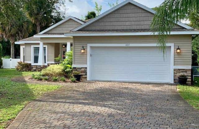 407 Jasper Drive - 407 Jasper Drive, Flagler Beach, FL 32136