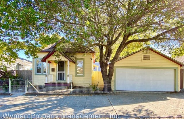 1409 D Street - 1409 D Street, Napa, CA 94559