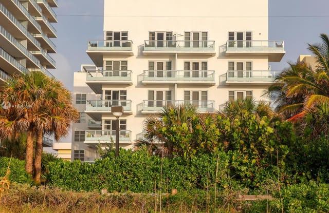 3739 Collins Ave - 3739 Collins Ave, Miami Beach, FL 33140