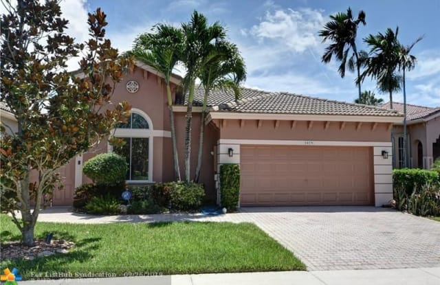 5879 NW 124th Way - 5879 Northwest 124th Way, Coral Springs, FL 33076