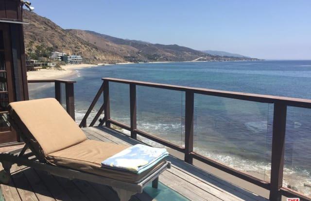 26730 LATIGO SHORE Drive - 26730 Latigo Shore Drive, Malibu, CA 90265