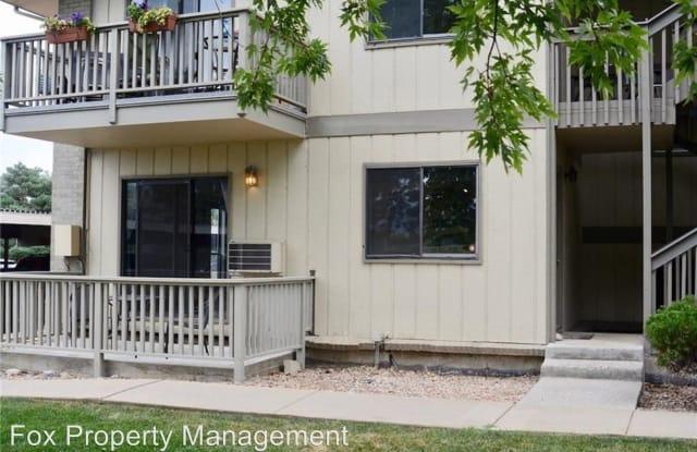 625 Manhattan Place Unit 109 - 625 Manhattan Place, Boulder, CO 80303
