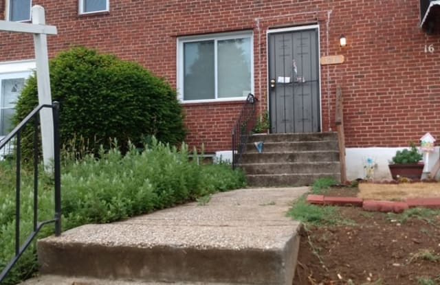 3218 Westmont Ave - 3218 Westmont Avenue, Baltimore, MD 21216