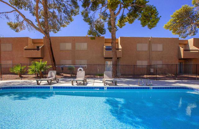 Viva Apartments - 1450 East Harmon Avenue, Paradise, NV 89119