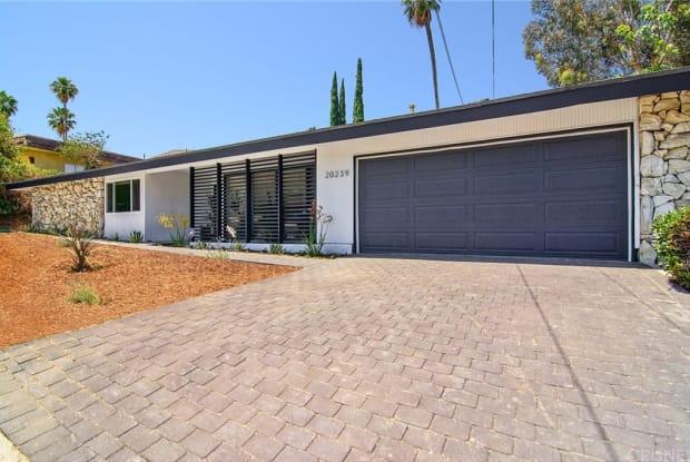 20239 Delita Drive - 20239 Delita Drive, Los Angeles, CA 91364