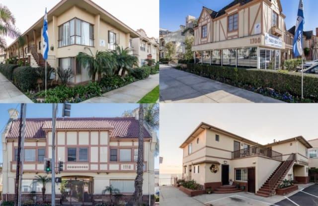 Long Beach Terraces - 1628 E Ocean Blvd, Long Beach, CA 90802