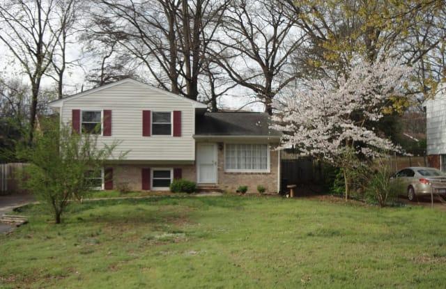 162 LONGSTREET AVENUE - 162 Longstreet Avenue, Fredericksburg, VA 22401
