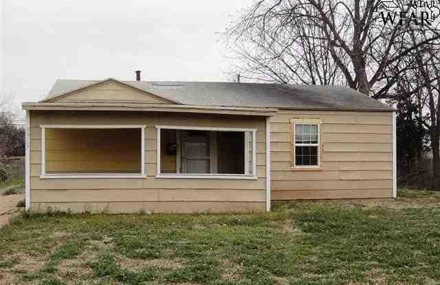 3307 GRANT STREET - 3307 Grant St, Wichita Falls, TX 76308